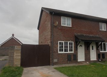 Thumbnail 2 bed end terrace house to rent in 84 Bishopswood, Brackla, Bridgend.