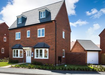 "Thumbnail 4 bed detached house for sale in ""The Jack"" at Ash Road, Cuddington, Northwich"