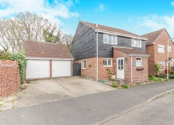 Thumbnail 4 bedroom detached house for sale in Blackwater Avenue, Colchester