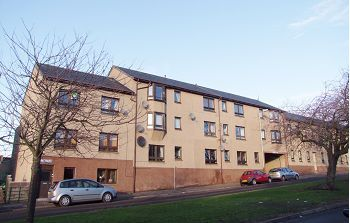 Thumbnail 1 bedroom flat to rent in Kilberry Court, Dundee
