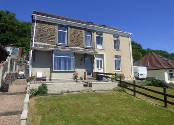Thumbnail 3 bed semi-detached house for sale in Lucy Road, Skewen, Neath .