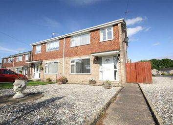 Thumbnail 3 bed semi-detached house to rent in Fulford Crescent, Willerby