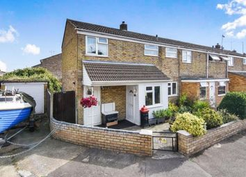 Thumbnail 3 bed end terrace house for sale in Tilbury, Essex, .