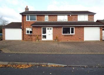 Thumbnail 5 bed property to rent in De Verdun Avenue, Belton, Loughborough