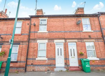 Thumbnail 2 bed terraced house for sale in Judes Court, Ransom Road, Nottingham