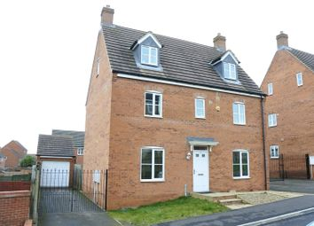 Thumbnail 5 bed detached house for sale in Tissington Road, Grantham