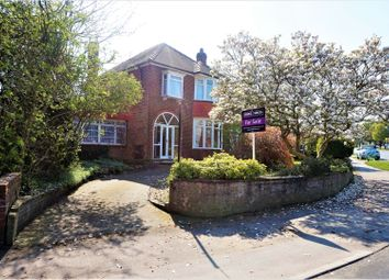 Thumbnail 3 bed detached house for sale in Swanland Road, Hessle