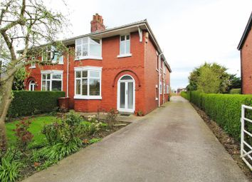Thumbnail 5 bedroom semi-detached house for sale in Gill Lane, Longton, Preston