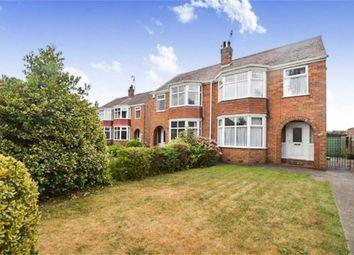 Thumbnail 3 bed semi-detached house for sale in Tweendykes Road, Hull