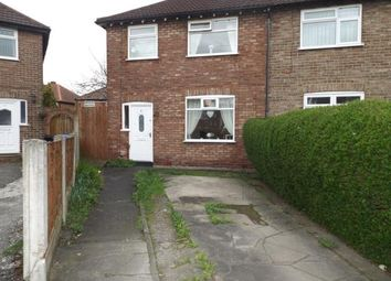 Thumbnail 3 bed terraced house for sale in Bleatarn Road, Offerton, Stockport, Cheshire