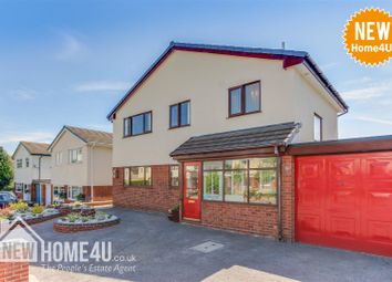 Thumbnail 4 bed link-detached house for sale in Lincoln Road, Ewloe, Deeside