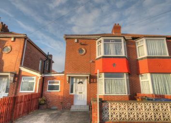 Thumbnail 2 bedroom semi-detached house for sale in Clifton Road, Newcastle Upon Tyne
