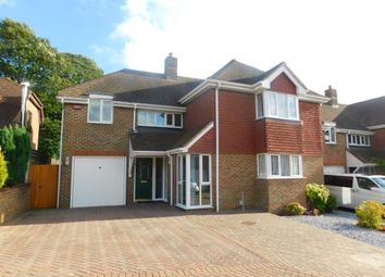 Thumbnail 5 bed detached house for sale in Avondale Court, Weavering, Maidstone, Kent