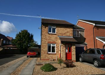 Thumbnail 2 bed semi-detached house to rent in Casterbridge Court, Hardingstone, Northampton
