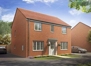 "Thumbnail 4 bedroom detached house for sale in ""The Chedworth"" at Market View, Dorman Avenue South, Aylesham, Canterbury"