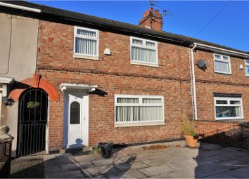 Thumbnail 3 bed terraced house for sale in Monash Road, Liverpool