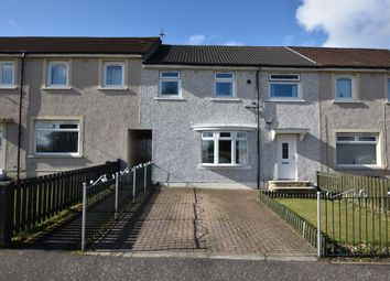 Thumbnail 3 bed terraced house for sale in Sycamore Avenue, Uddingston, Glasgow