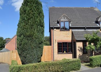 Thumbnail 2 bed semi-detached house to rent in Spring Close, Renishaw, Sheffield