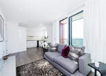 Thumbnail 2 bedroom flat to rent in Pinto Tower, Nine Elms Point, 4 Hebden Place, London
