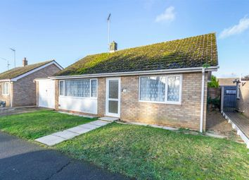 Thumbnail 2 bed detached bungalow for sale in Digby Drive, Fakenham