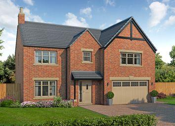 Thumbnail 5 bed detached house for sale in Forest Lane, Kirklevington, Yarm