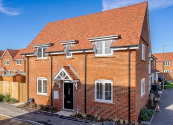 Thumbnail 2 bedroom semi-detached house for sale in Oak Tree Close, Farnham Road, Odiham, Hampshire