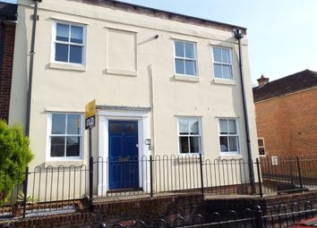 Thumbnail 2 bed maisonette to rent in Middlebridge Street, Romsey