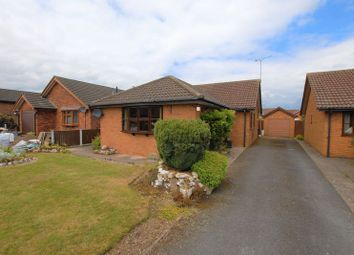 Thumbnail 3 bed detached bungalow for sale in Sycamore Close, Uttoxeter