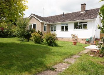 Thumbnail 3 bed detached bungalow for sale in Bishops Hull, Taunton