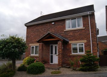 Thumbnail 4 bed detached house to rent in East View, Altofts