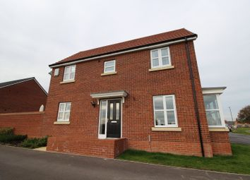 Thumbnail 4 bed detached house for sale in Sheepfold Way, West Ayton, Scarborough, North Yorkshire