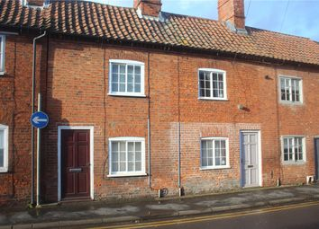 Thumbnail 2 bed terraced house for sale in Boston Road, Sleaford, Lincolnshire
