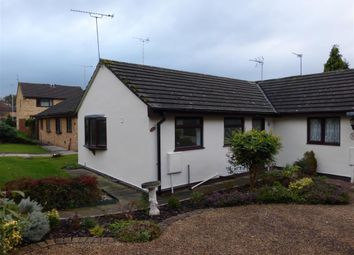 Thumbnail 2 bed bungalow to rent in Leighton Avenue, Loughborough