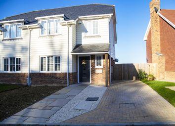 3 bed semi-detached house for sale in Halden Close, High Halden, Ashford TN26