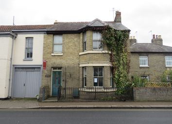 Thumbnail 3 bedroom town house for sale in Cross Street, Sudbury