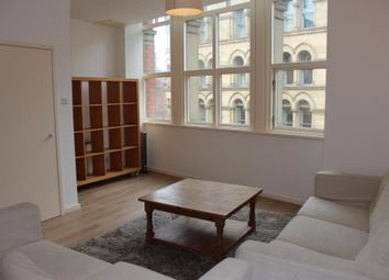 Thumbnail 1 bed flat to rent in Portland Street, Manchester