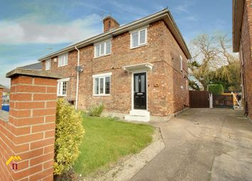 Thumbnail 3 bed semi-detached house for sale in High Hazel Road, Moorends