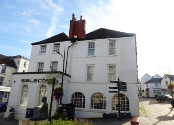 Thumbnail 2 bed flat for sale in Bank Street, Chepstow