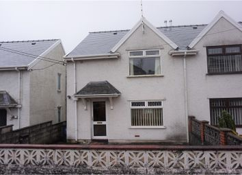 Thumbnail 3 bedroom semi-detached house for sale in Heol Phillip, Pontardawe