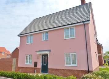 Thumbnail 3 bed semi-detached house for sale in Ash Close, Dereham