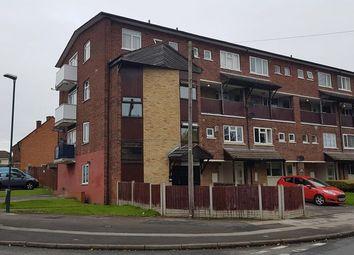 Thumbnail 3 bed duplex for sale in Broomcroft Road, Kingshurst, Birmingham