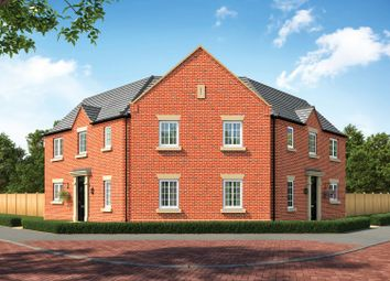 Thumbnail 3 bed semi-detached house for sale in The Dalton, Greenlakes Rise, Houghton Conquest