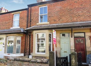 Thumbnail 2 bed terraced house for sale in Russell Street, Harrogate