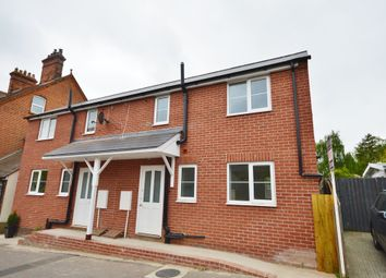 Thumbnail 1 bedroom semi-detached house to rent in Waterloo Avenue, Leiston