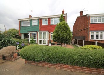 Thumbnail 3 bed semi-detached house for sale in Oxley Gardens, Stanford-Le-Hope, Essex