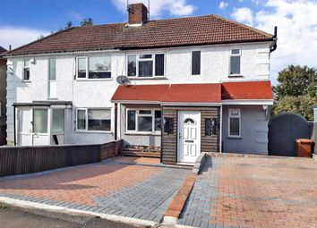 Thumbnail 3 bed semi-detached house for sale in Cedar Road, Strood, Rochester, Kent