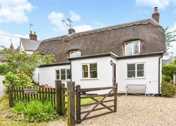 Thumbnail 4 bed cottage for sale in Little London, Andover