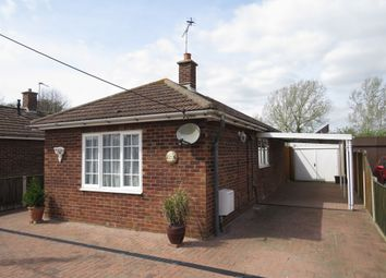 Thumbnail 2 bed semi-detached bungalow for sale in Lodge Close, Little Oakley, Harwich
