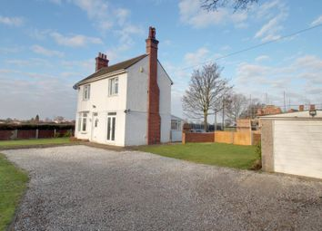 Thumbnail 3 bed detached house to rent in Main Street, Hirst Courtney, Selby