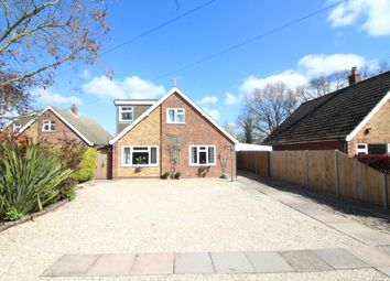 Thumbnail 4 bed property for sale in Langmere Lakes, Old Church Road, Frettenham, Norwich